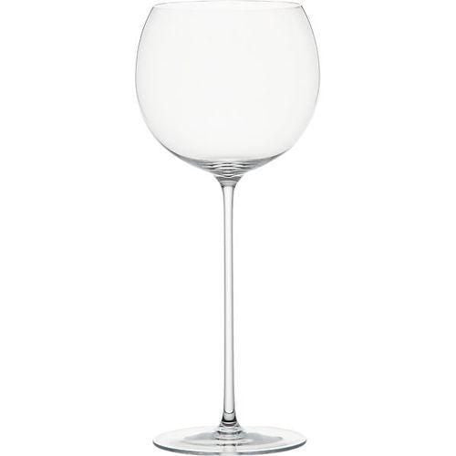 Single Long Stemmed Wine Glass with out wine