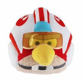 "Angry Birds Star Wars 16"" Plush Toy - Luke Skywalker"