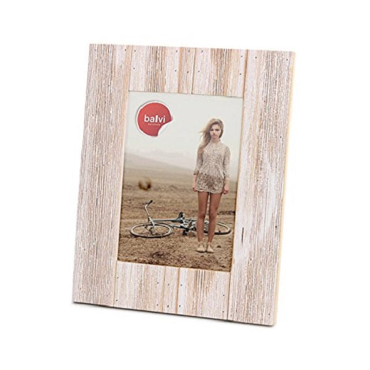 Malibu Wooden Photo Frame by Balvi