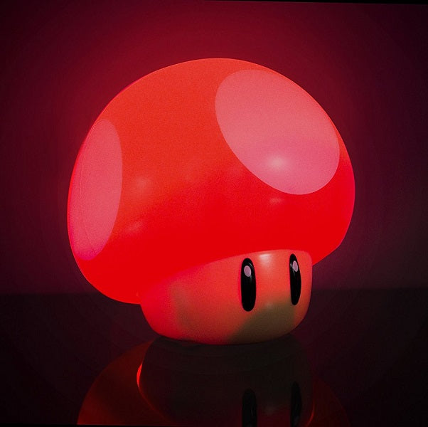 Super Mario Mushroom Mood Light with Sound