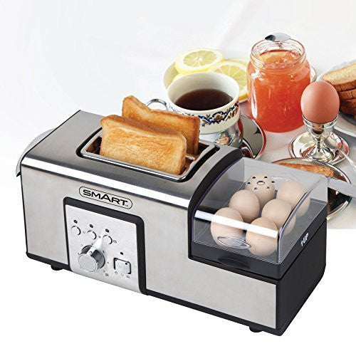 SMART Breakfast Master Toaster - Silver