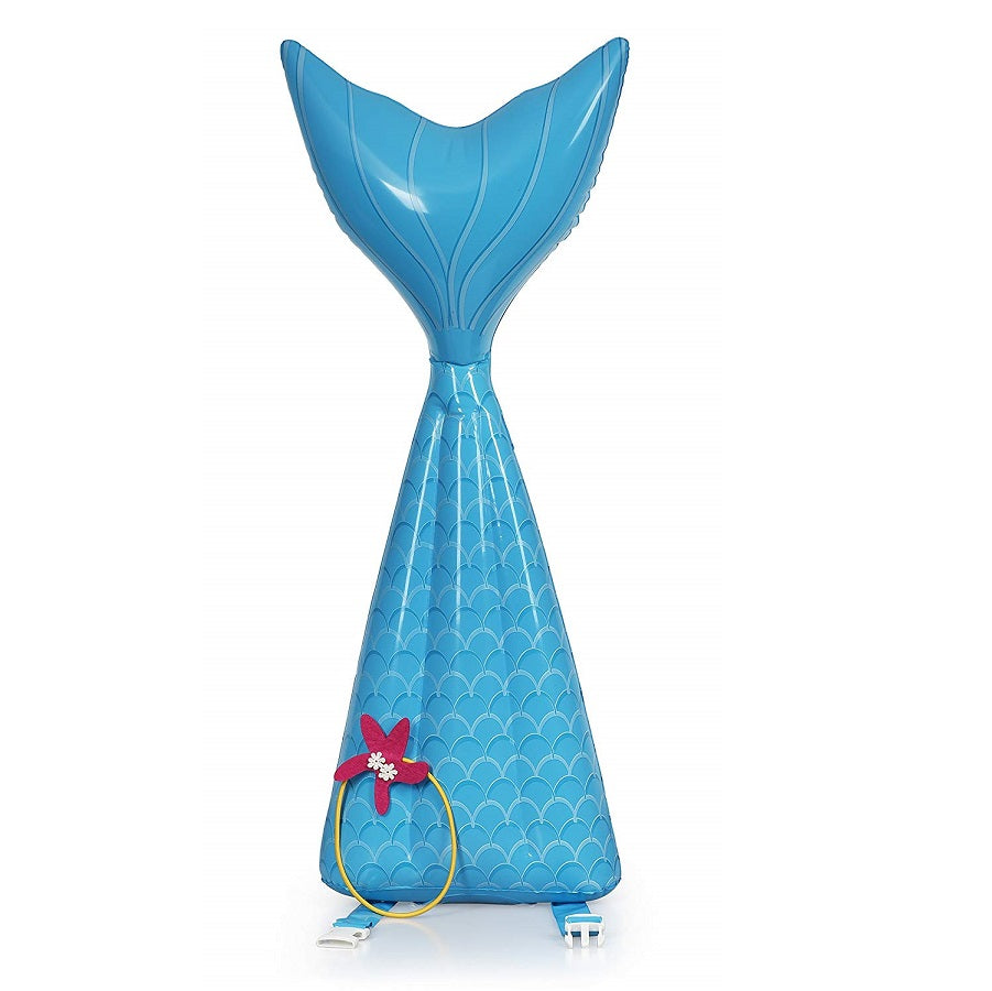 Mermaid For The Day Inflatable Tail & Headband