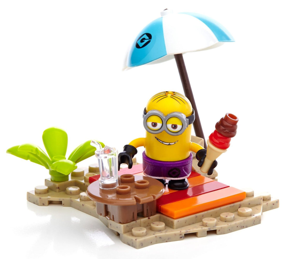 Mega Bloks Despicable Me 'Beach Party'