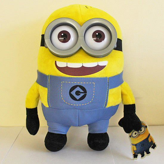 Official Despicable Me 2 Minion Plush Soft Toy - Jerry