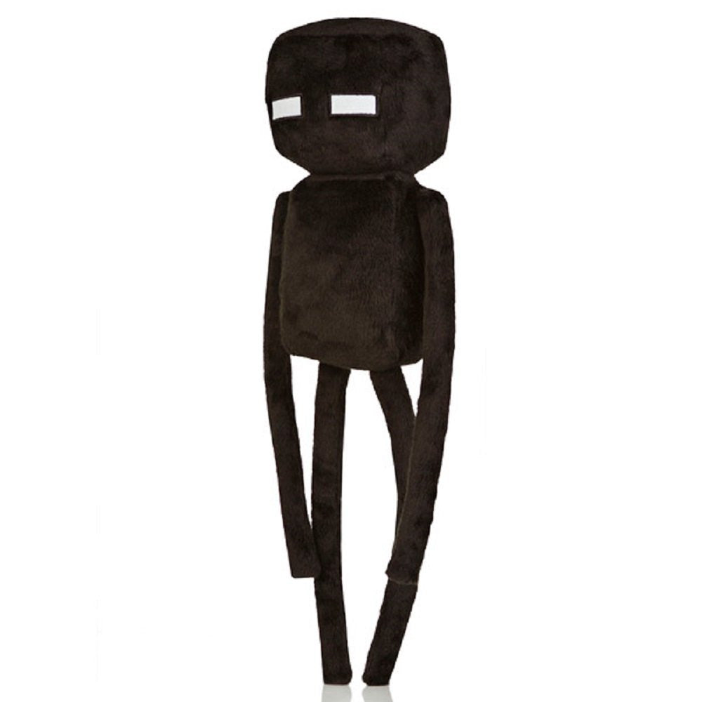 Minecraft 17-inch Official Enderman Plush Toy Figure