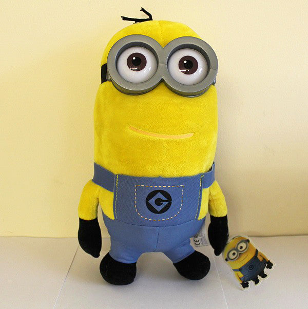 Official Despicable Me 2 Minion Plush Soft Toy - Kevin