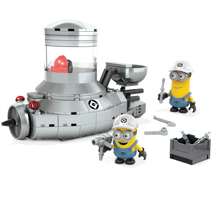 Mega Bloks Despicable Me 'Minion Mobile'