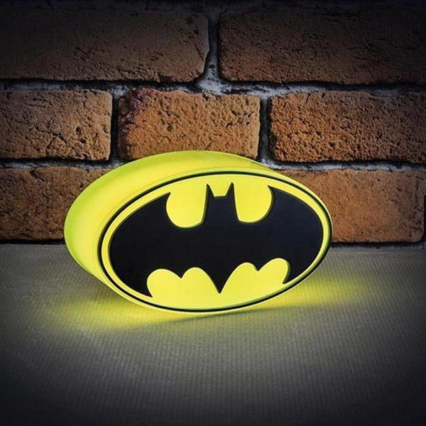 DC Comics Batman Mini Logo Light