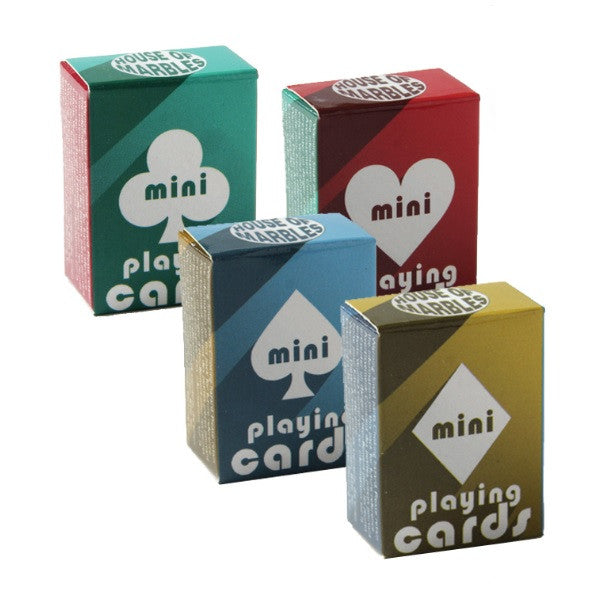 Pocket Money Classic - Mini Playing Cards