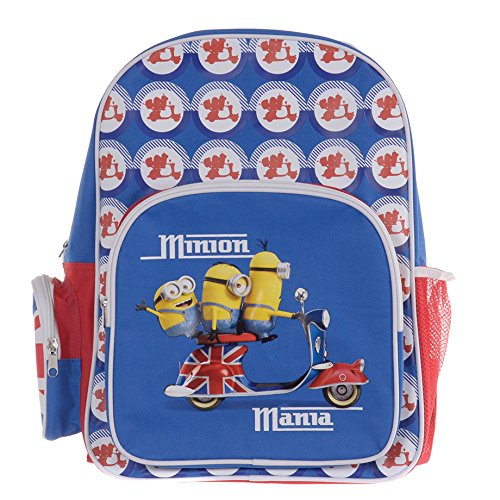 Minion Mania Teen Backpack