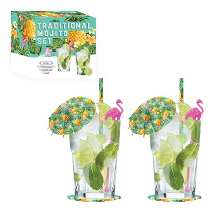 Traditional Mojito Set