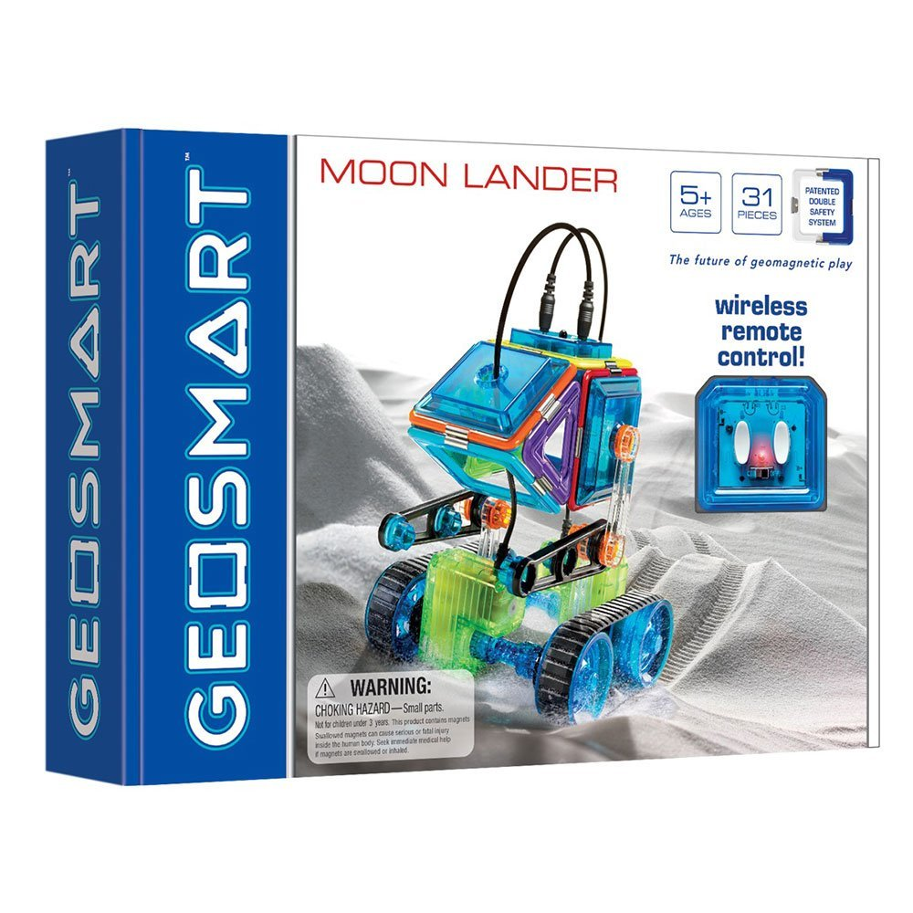 Geosmart Moon Lander in box
