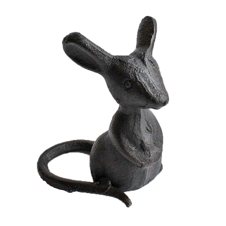 Small Paws Together Mouse Figurine