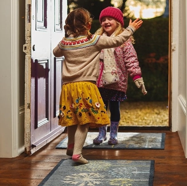 Hug Rug Indoor Barrier Doormat (65cm x 85cm) Nature 17