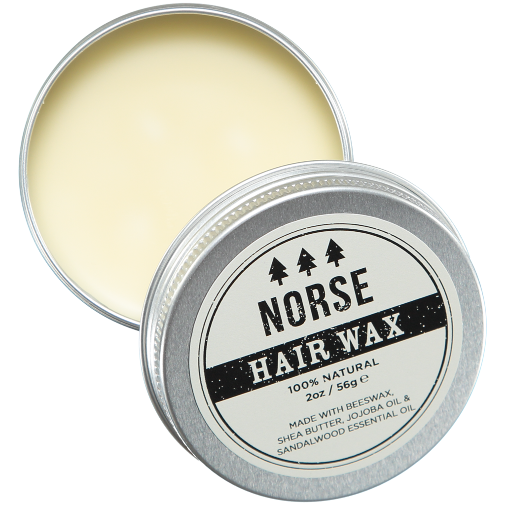 Norse 100% Natural Hair Wax 2oz/56g