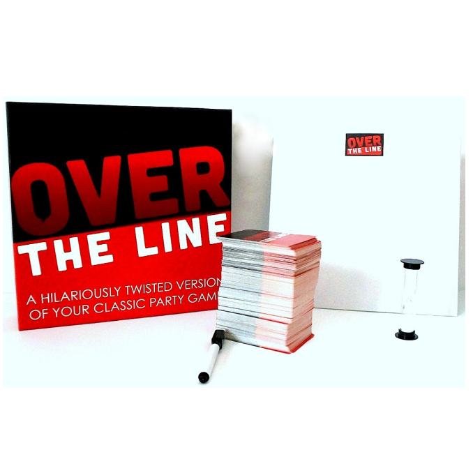 Over The Line - Adult Party Game