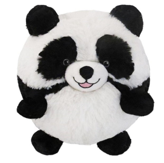 "Mini Squishable 7"" Giant Panda Soft Plush Toy"