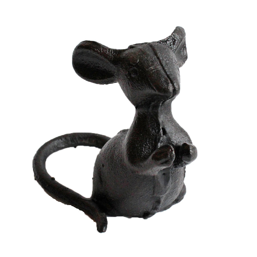 Small Paws Apart Mouse Figurine