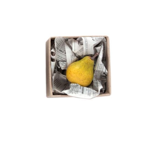 World's Smallest Package - Tiny Pretend Pear