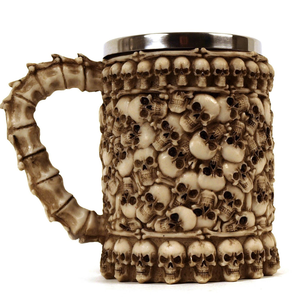 Nemesis Now Large Skull Pit Tankard