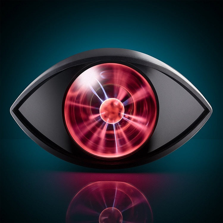 Plasma Eye Lamp