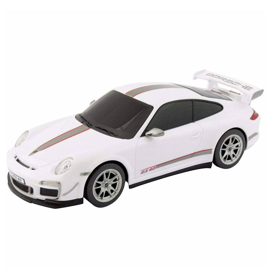 Porsche 911 GTR3 RS White 1:24 Remote Control Car