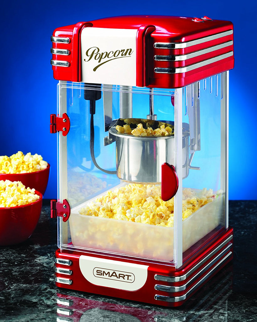 Cinema Style Popcorn Machine