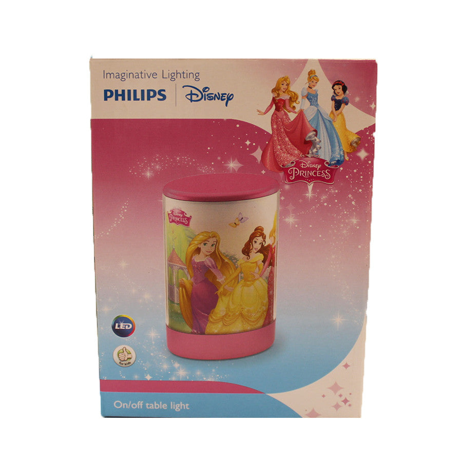 Disney Princess On/Off LED Table Light