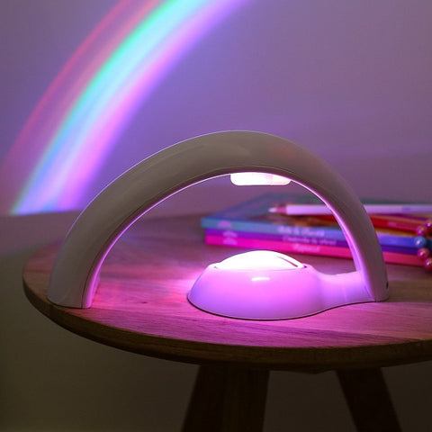 Rainbow Projector Lamp