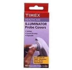 Timex Healthcare Theromometer / Illuminator Probe Covers (40 pack)