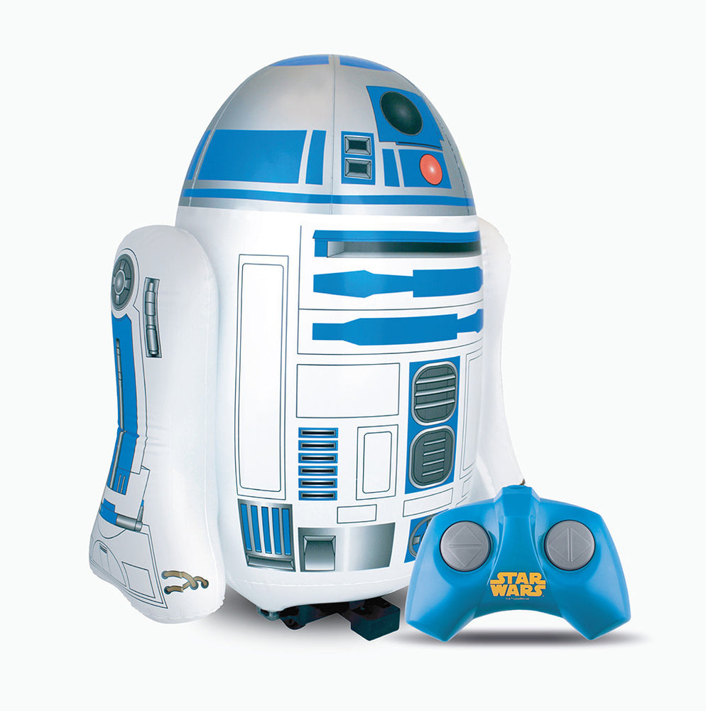 Radio Control Inflatable Star Wars R2-D2