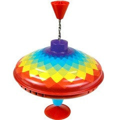 Rainbow Humming Top - Spinning Toy