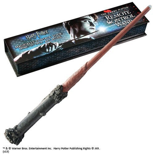 Harry Potter Remote Control Wand ~ Harry Potter Noble Collection