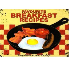 Favourite Breakfast Recipes - Simon Haseltine