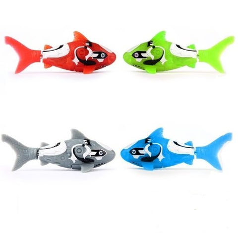 Robo Fish Mini Robotic Shark full collection