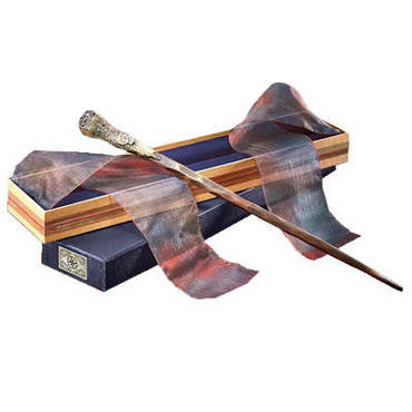 Ron Weasley's Wand with Ollivander's Box ~ Noble Collection