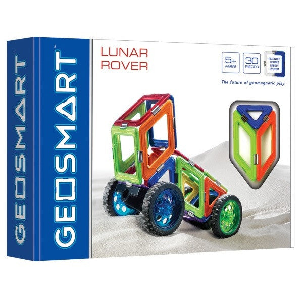 Geosmart Lunar Rover in a box