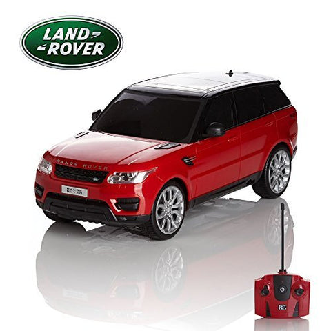 Range Rover Sport Red 1:24 Remote Control Car