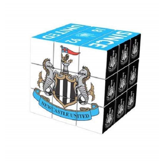 Newcastle United FC Edition Rubik's Cube