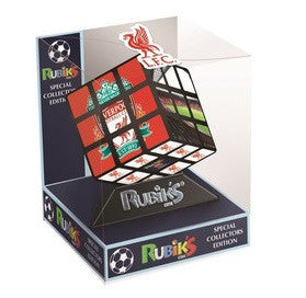 Rubiks Cube ~ Liverpool FC ~ Special Collectors Edition