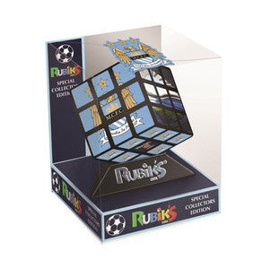 Rubiks Cube ~ Manchester City FC ~ Special Collectors Edition