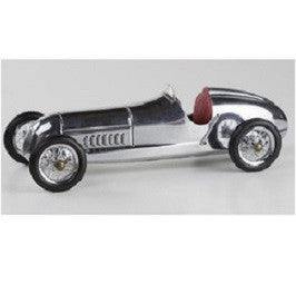 Silberpfeil 1930s Indy Racer Replica Silver