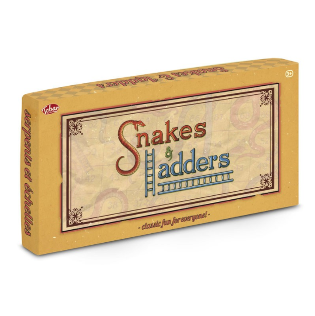 Snakes & Ladders - Traditional Board Game