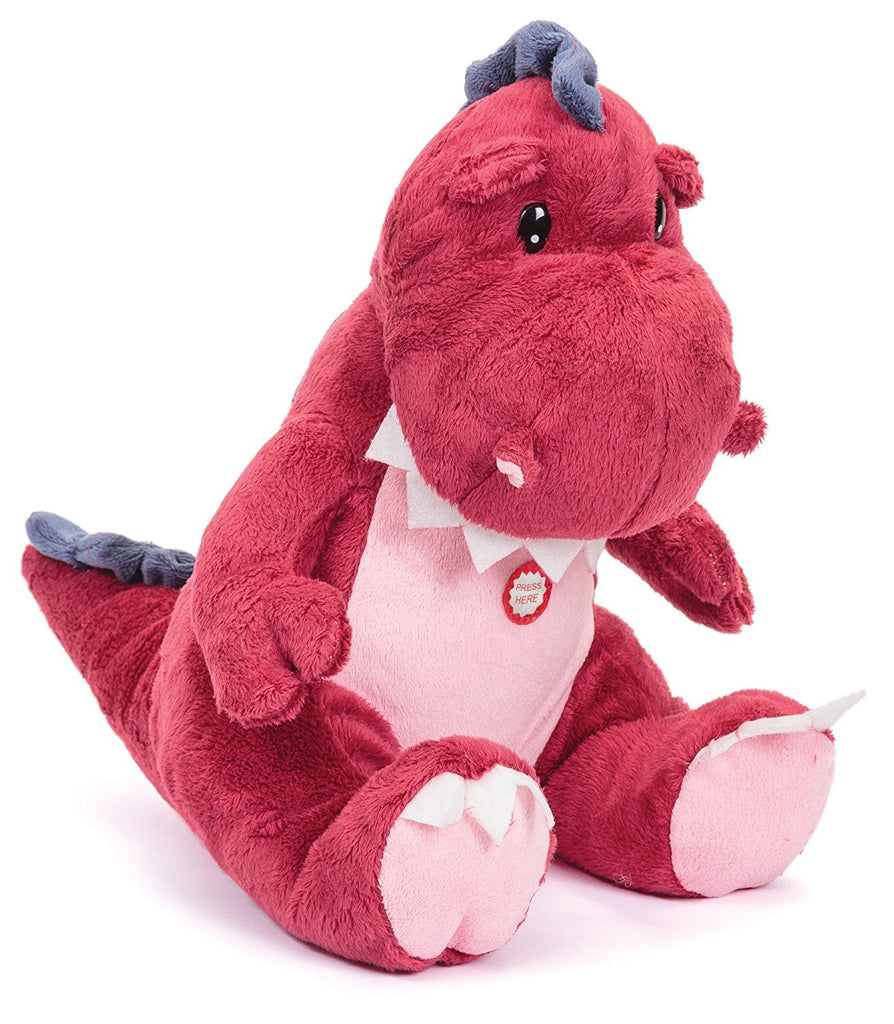 Snuggleasaurs Dinosaur Soft Toy