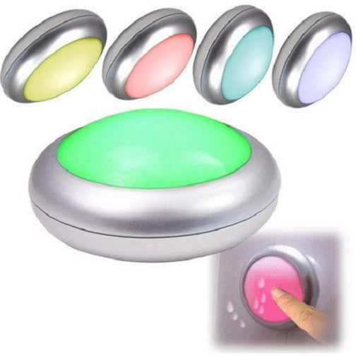 Set of 2 Colour Changing Bath Spa Lights