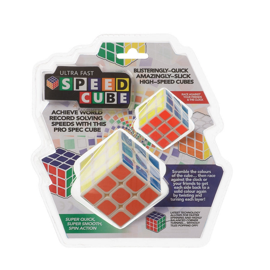 Speed Cube Puzzles