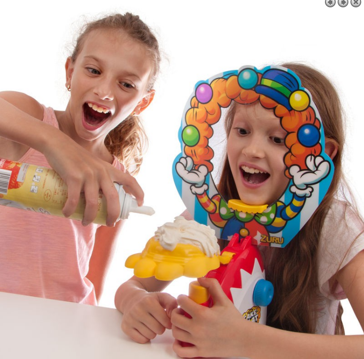 Cake Splat Catapult Party Game