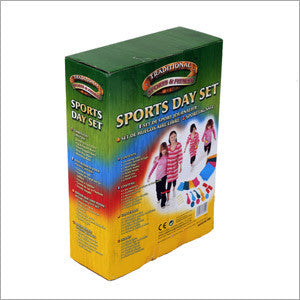 Traditional Sports & Fitness Sports Day Set