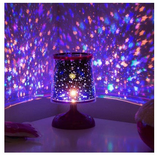 Star Projection Lamp for kids nightlight