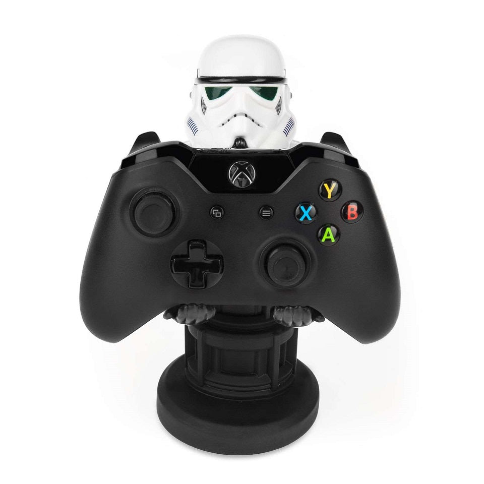 Cable Guy Stormtrooper Gaming Controller / Phone Holder with Controller